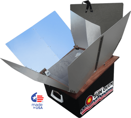 Podcast Episode 120 – Sun Oven: Solar Cooking and More
