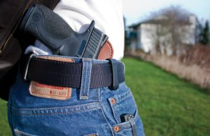 Best way to carry concealed.