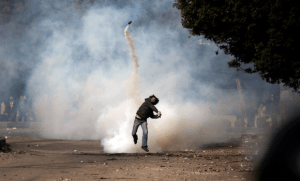 Egypt Riots