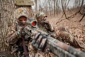 Hunting teaches valuable skills
