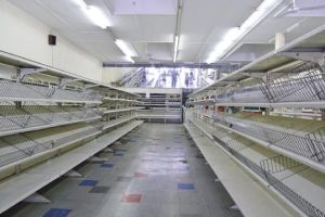 The shelves will be emptied quicker than you can say EBT.