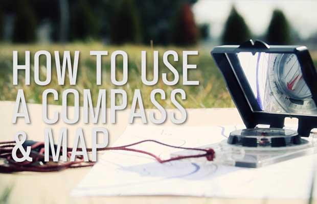 HowToUseACompass