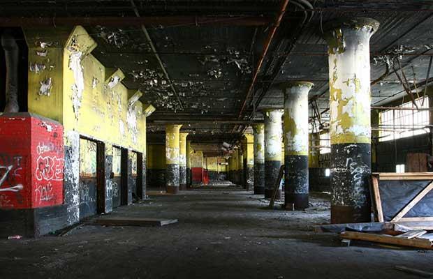 AbandonedBuilding