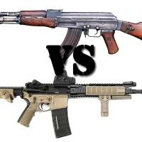 The AK-47 vs AR-15: Which Rifle is Better?