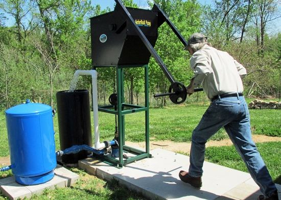 human-powered-water-pump
