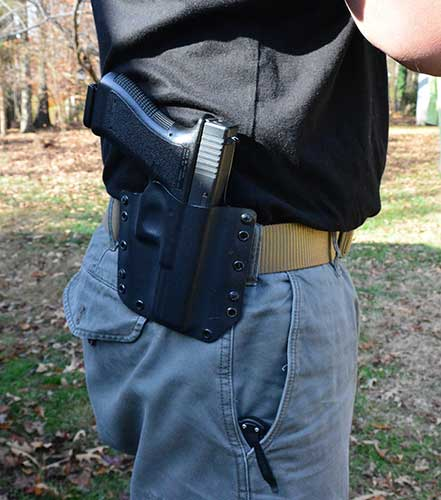 Phantom Modular Holster by Raven Concealment