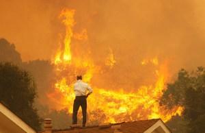 Wildfirenearhome