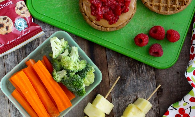 Pumped up PB&J and Other Back to School Lunch Ideas