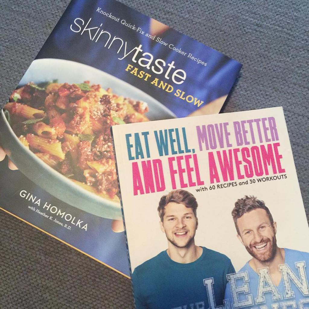 Excited to start trying out some new recipes from thesehellip