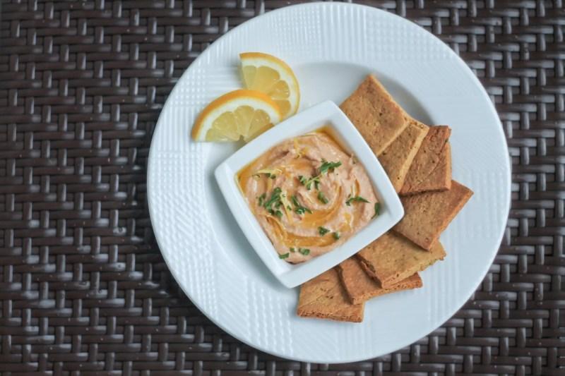Paleo Hummus - www.ThePrimalDesire.com