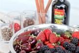 Balsamic Pickled Fruit - www.ThePrimalDesire.com