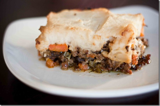 Paleo British Meat Pies