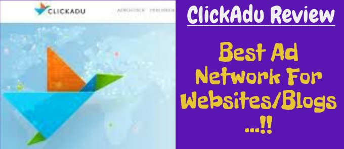 ClickAdu Review : Pop-Under Ad Network For Publishers