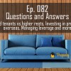 Ep 082 - Q&A - Investing in property overseas