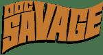 Bantam's logo for Doc Savage