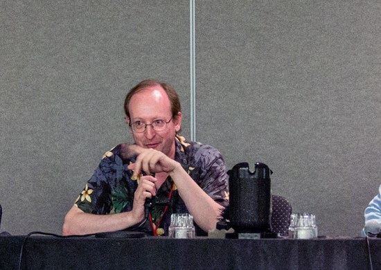 Frank M. Robinson Tribute panel