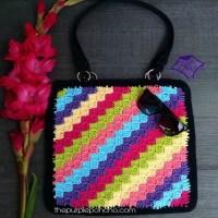 C2C Crochet Tote Bag Pattern