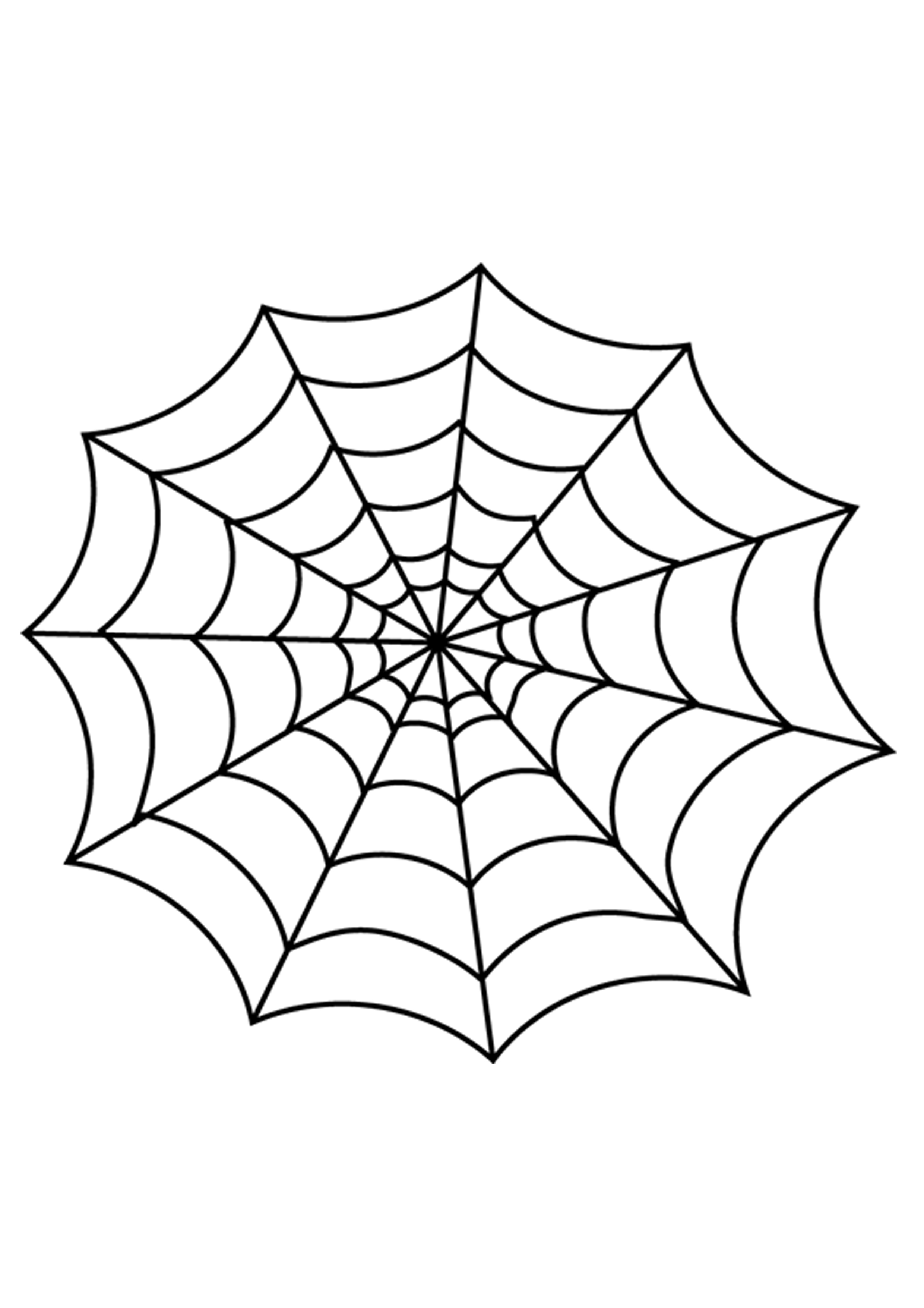 How To Make Glitter Glue Spider Web Halloween Decorations Spider Web Color Template
