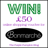 Win a £50 online shopping voucher for Bonmarché