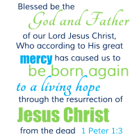 Free Easter Scripture Verse Printable for Your Home