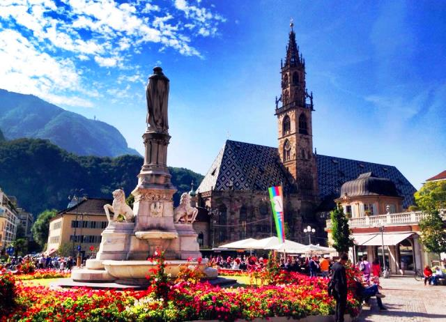 South Tyrol Italy - photo zoe dawes