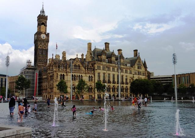 Bradford Centenary Square Yorkshire - photo zoedawes