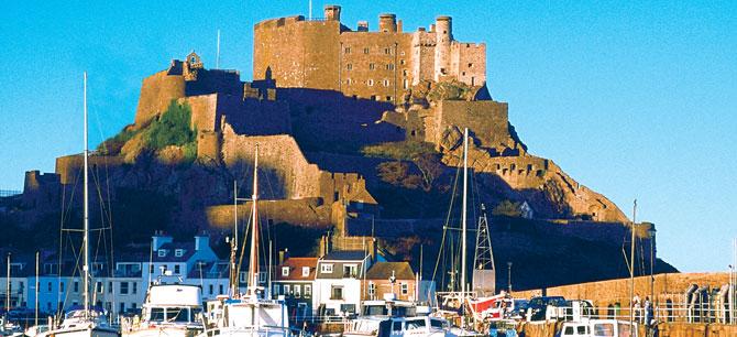 Mont Orgueil Castle Jersey