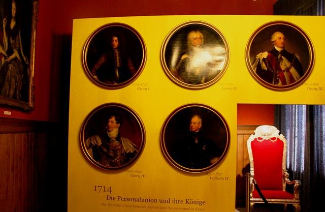 House of Hannover - Marienburg Castle