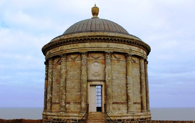 Mussenden Temple Downhill Demesne N Ireland - zoedawes