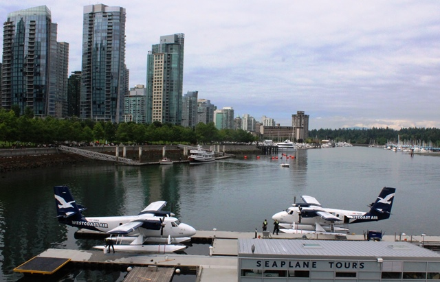 Seaplane tours Vancouver - photo zoedawes