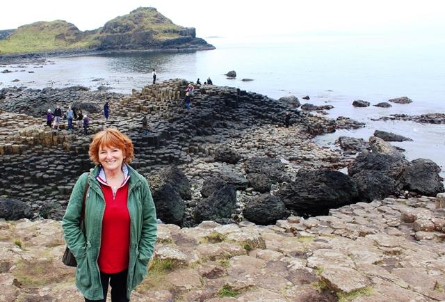 Zoe Dawes Giant's Causeway Northern Ireland