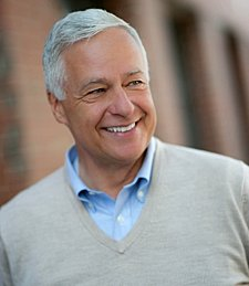Maine Governor Candidate Michael Michaud  Photo: Candidate's FaceBook Page