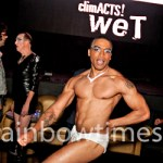 climACTS! WET: LGBT Arts & Activism; Transparent Actress Honored