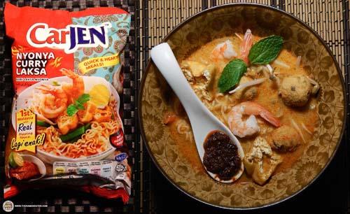 #4: CarJEN Nyonya Curry Laksa - Malaysia