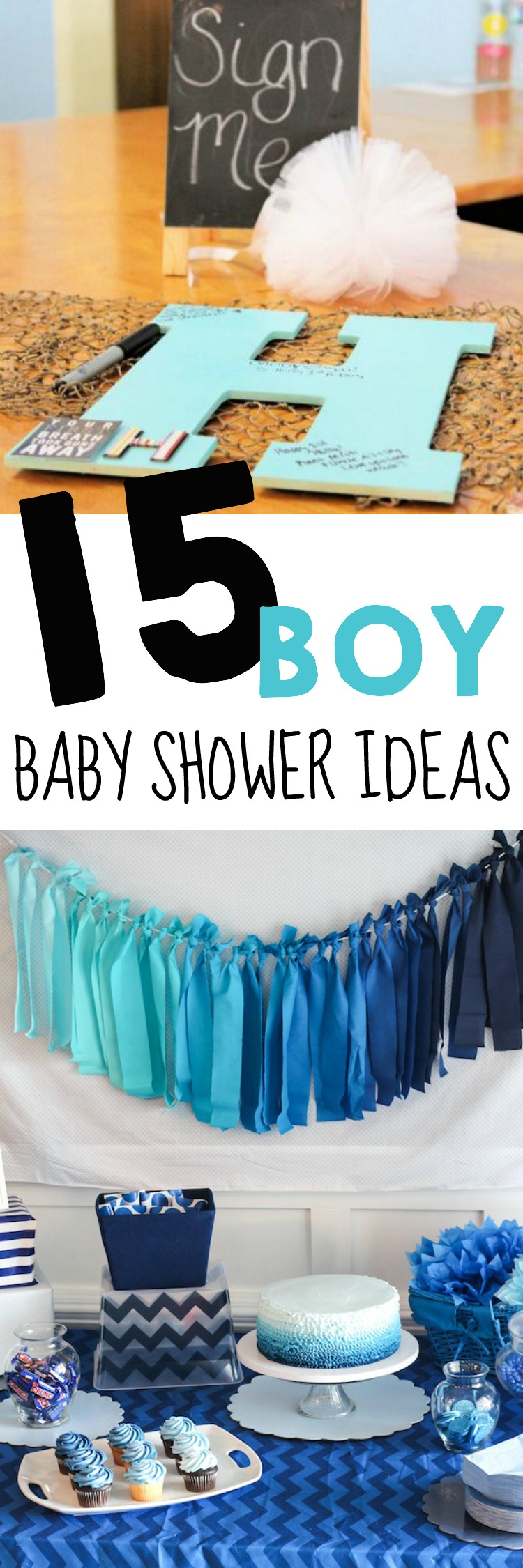 Large Of Baby Shower For Boys