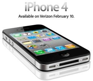 The Verizon iPhone