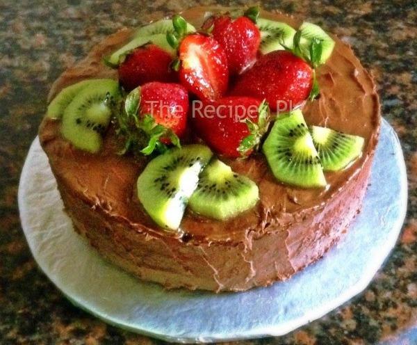 Homemade Chocolate Cake Recipe - A Divine Treat
