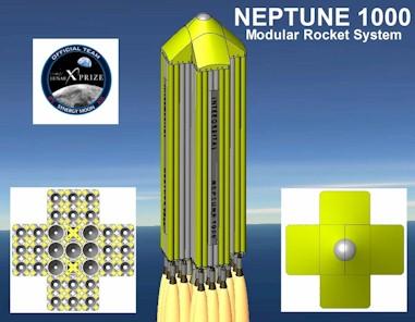 Neptune 1000 assembly Plume 1 Ocean Background Insert 1 X Logos 1 NB Small