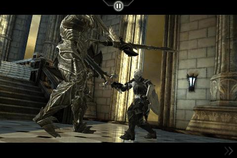 Infinity Blade Black Knight