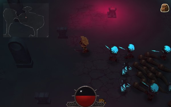 Evoland Screenshot Wallpaper Diabloesque Dungeon Crawling