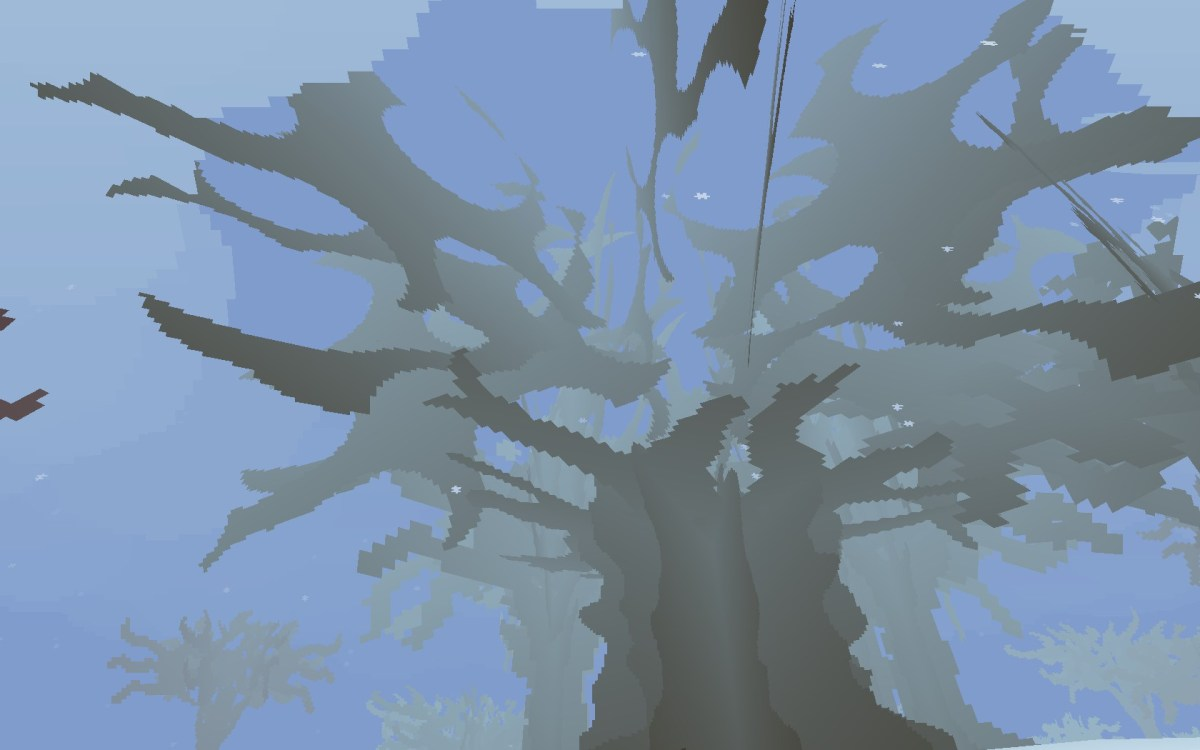 Proteus Screenshot Wallpaper Tree