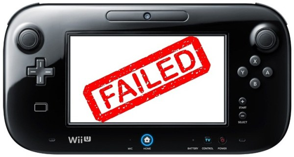 Wii U Failed