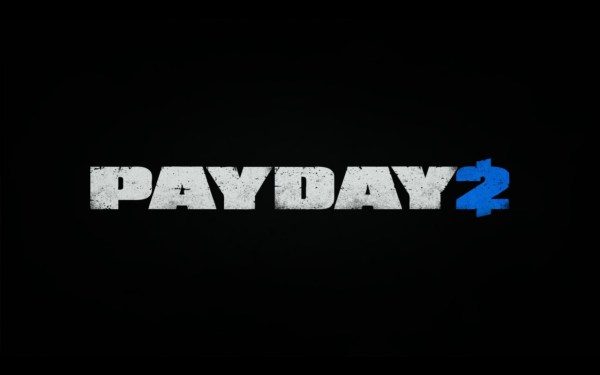 Payday 2 Screenshot Wallpaper Title Screen