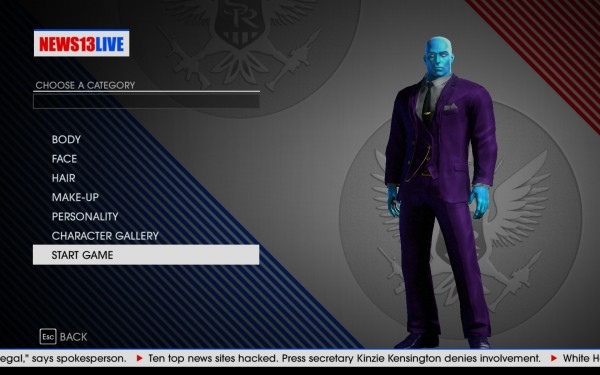 Saints Row IV Screenshot Wallpaper Character Customization