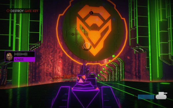 Saints Row IV Screenshot Wallpaper TRON Tanks