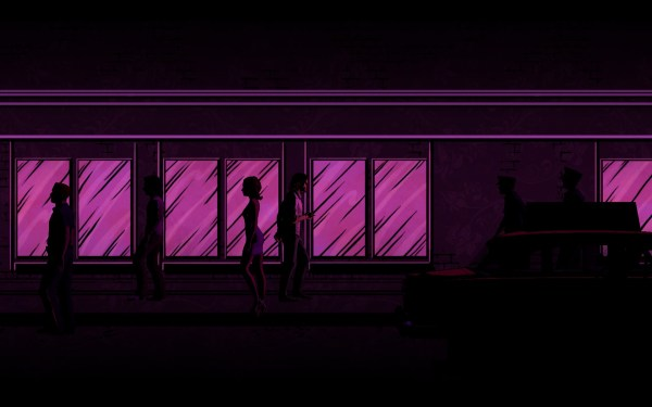 The Wolf Among Us Screenshot Wallpaper The Dark Night