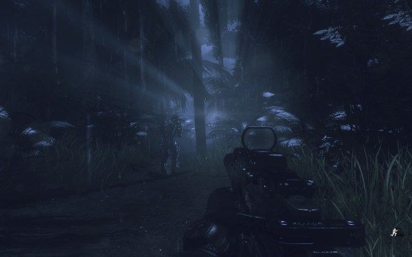 Call of Duty Ghosts Review Screenshot Wallpaper Stalkers In the Night