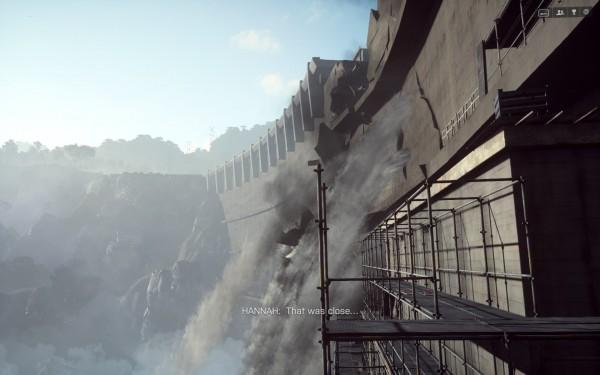 Battlefield 4 Review Screenshot Wallpaper Dam Busters