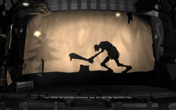 Contrast Review Screenshot Wallpaper Puppet Show