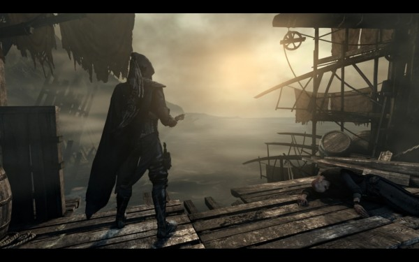 Thief Review Screenshot Wallpaper Where To From Here